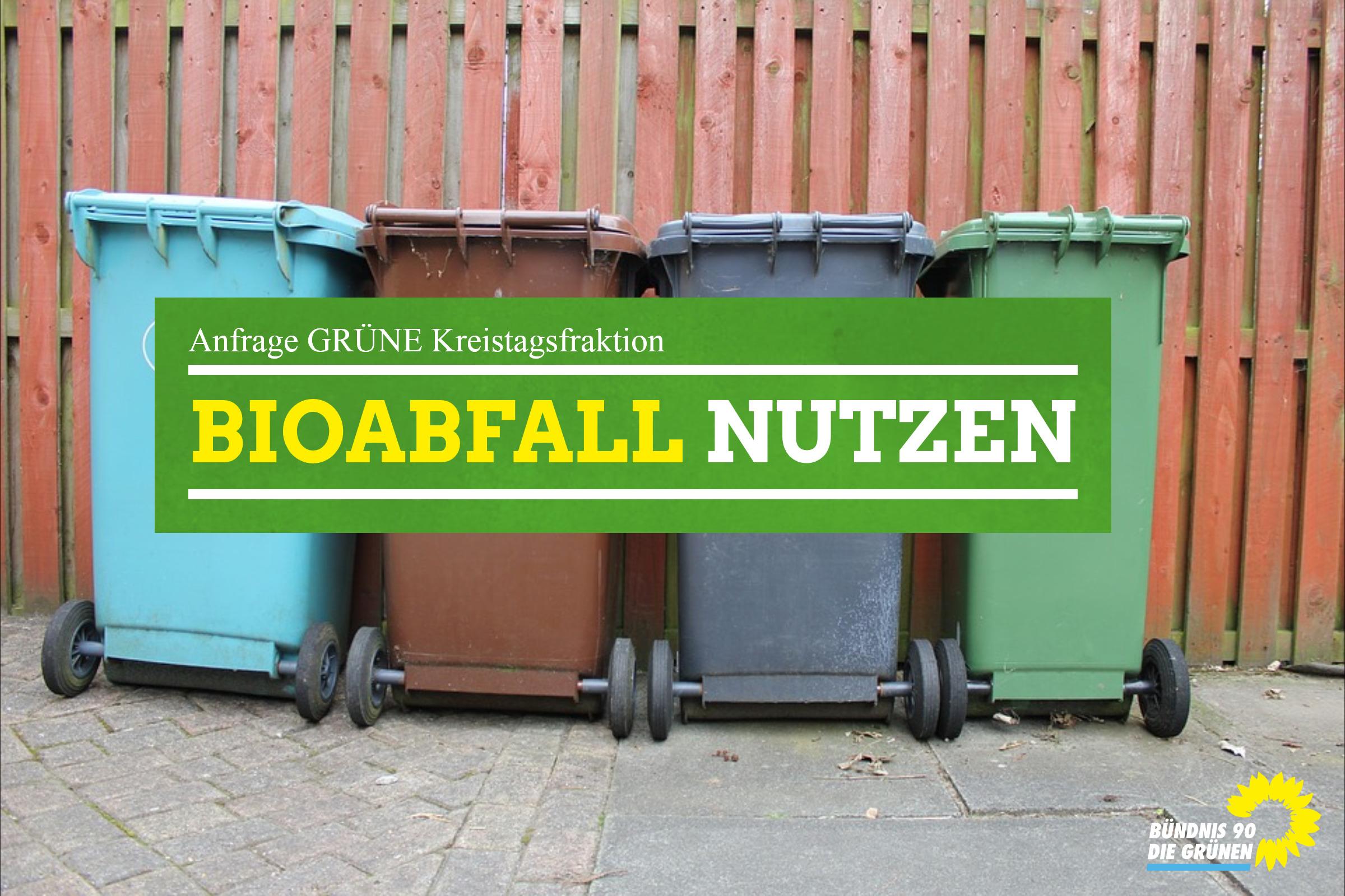 Bioabfall nutzen