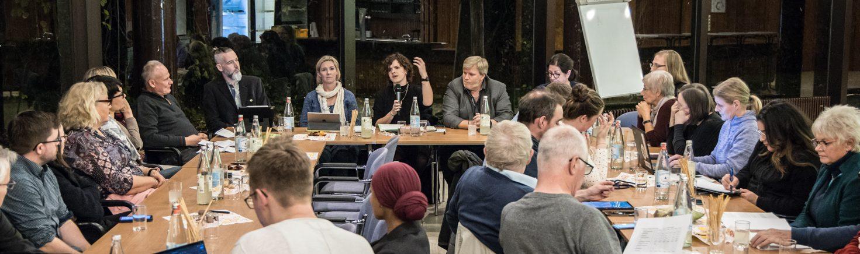 Die Grünen bei der Kreismitgliederversammlung am 7.11.2019 in Hilden
