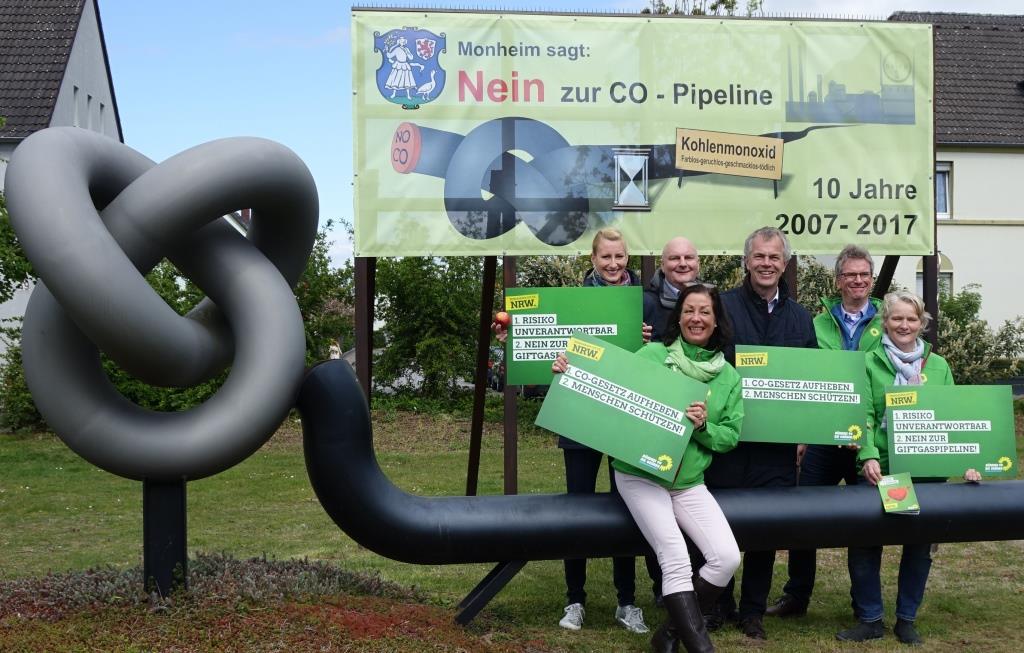 Grüne entsetzt über Pipeline-Urteil