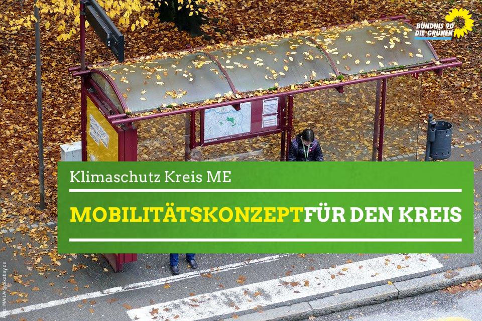 GRÜNE fordern Mobilitätskonzept für den Kreis