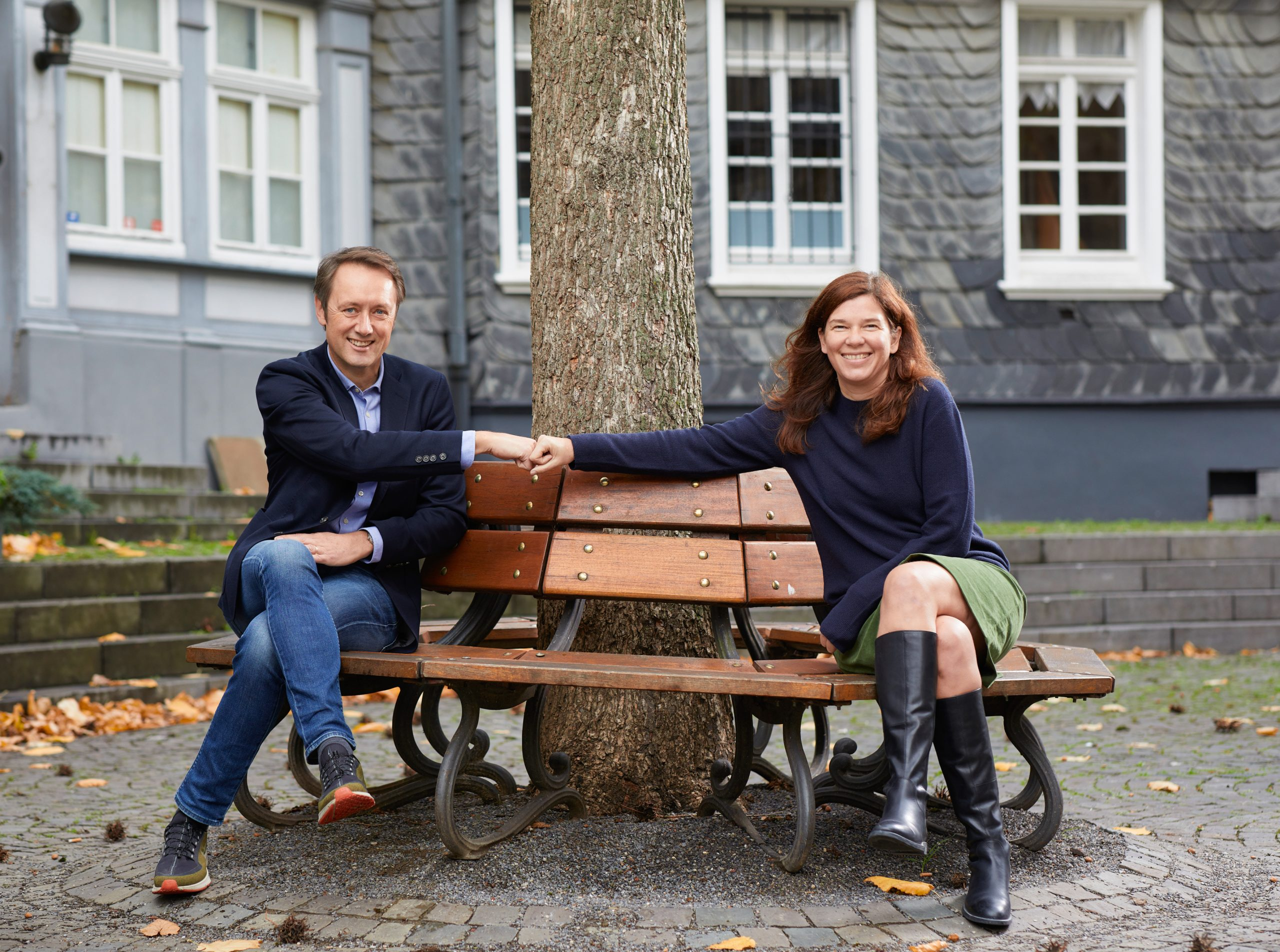 Nick und Schüren starten auf aussichtsreichen Listenplätzen in den Bundestagswahlkampf