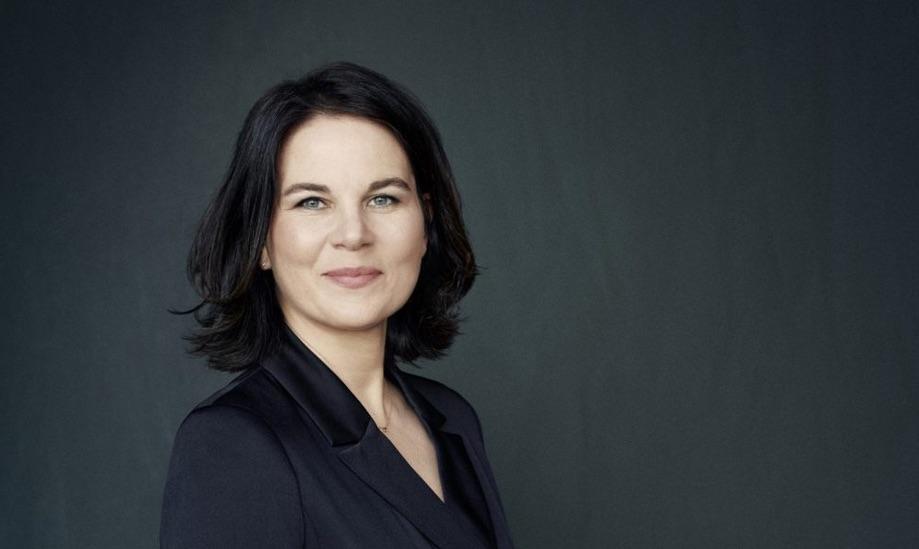 Annalena Baerbock ist Kanzlerkandidatin!