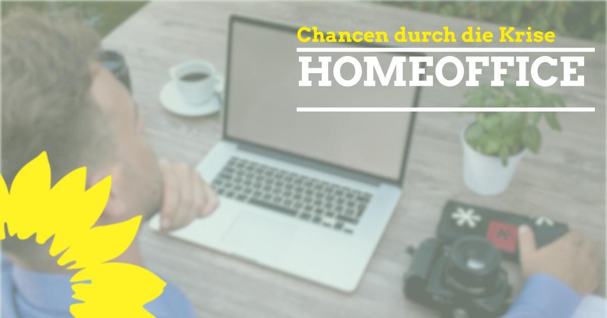 Home-Office: Chancen jetzt nutzen