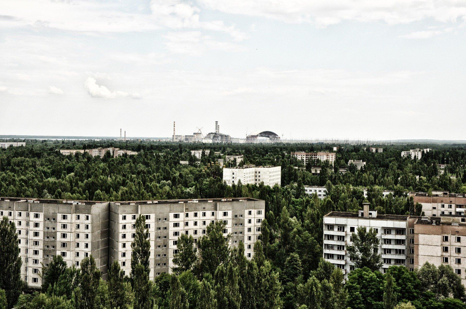 35 Jahre Reaktorkatastrophe von Tschernobyl