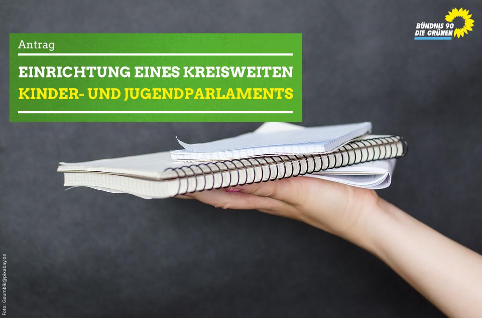 KREISGRÜNE gratulieren zur Konstituierung des Kreisjugendrates Mettmann