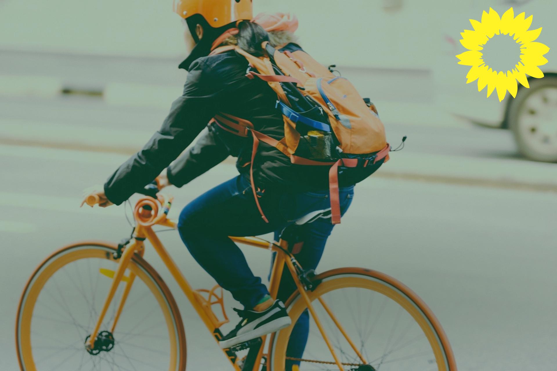 Kampagne zum Schutz von Fahrradfahrern: Abstand halten im Kreis Mettmann