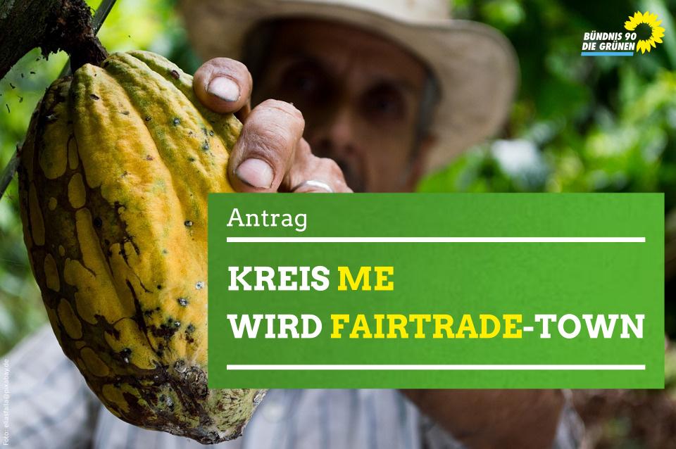 GRÜNE: Kreis soll fairen Handel unterstützen